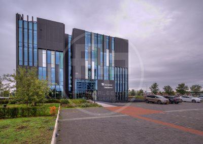 Kantoorgebouw Zoetermeer i.o.v. dPB