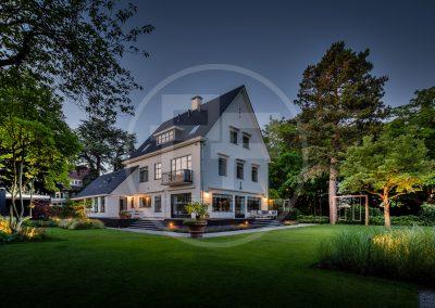 Villatuin Voorburg i.o.v. Allure Tuinen
